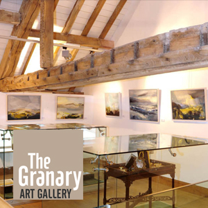 Fine Art Exhibition at the Granary